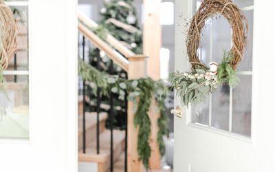 Fresh Christmas Garland Workshop – Comox, Dec. 5th